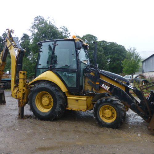 CAT 432E Premier 2007 5500hrs